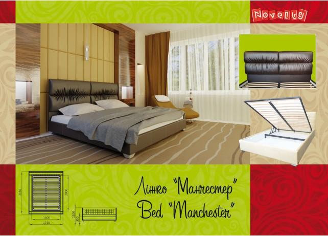 Кровать Манчестер